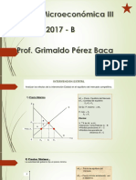 Teorìa Microeconòmica III - 2018-B