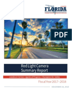 Red Light Camera Analysis 2018