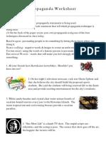 Microsoft Word - Propaganda Worksheet.docx