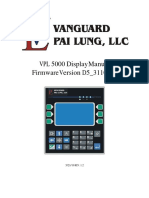 VPL 5000 Display Manual SPANISH - Copia
