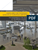 Guidelines for Passenger Services at European Airports Ilovepdf Compressed
