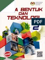 Buku Teks Kssm Tingkatan 2 Reka Bentuk Dan Teknologi