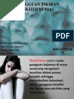 Gangguan pikiran psikologi