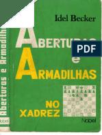 Aberturas e Armadilhas_Idel Becker