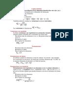 combinaciones VARIACIONES permutaciones