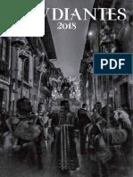 Programa de la Hermandad de Los Estudiantes de Oviedo