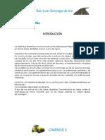 Introduccion de DEFENSA RIBEREÑA