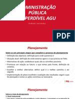 03%2F12 - AGU - Administração Pública - José Wesley