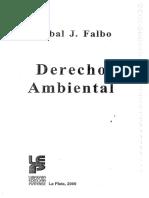 Derecho Ambiental - Falbo, 2009