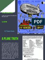 FLat Earth Handbook JAN19