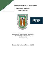 Plan de estudios, Universidad Autonoma de Baja California.pdf