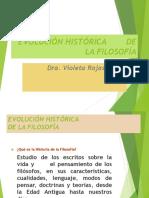 1 Clase Evolucion_Historica_de_la_Filosofia Vio 2018 (1)