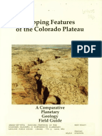 Geomorphology Sapping Features Colorado Plateau Howard 1988