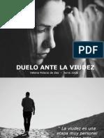 La Viudez Presentacion 2016