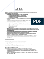 Blueprint of Life Notes biology