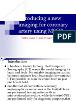 producing a new coronary