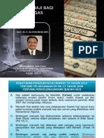 Manasik Haji Bagi Petugas_Ali Rachmad