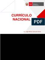 Currículo Nacional
