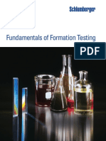 Fundamentals Formation Testing Overview