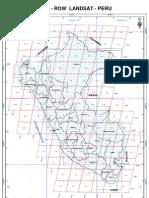 PATH-ROW Landsat - Indice Cartas Nacionales