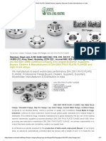 DIN 2501 PN10 PLATE FLANGE Buyers Suppliers Exporters Dealers Manufacturers in India