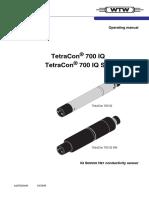 Manual TetraCon IQ Digital