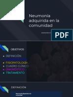 Neumonía Adquirida en La Comunidad (2)