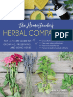Amy K. Fewell, Joel Salatin - The Homesteader's Herbal Companion_ The Ultimate Guide to Growing, Preserving, and Using Herbs-Lyons Press (2018).pdf