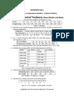 UM18MB502 QM-1 Unit 1 Practice Problems