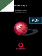 Annual Report Accounts 2001