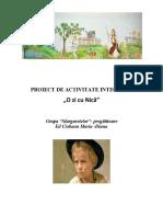 Ciobanu Maria Diana Proiect de Activitate Integrata o Zi Cu Nica (1)