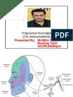 Trigeminal Neuralgia PPT