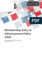 01_Membership Entry & Advancement Policy (1)