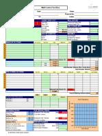 Blank Well Control Toolbox Sheet
