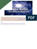 ISTORIA GALACTICĂ Cu Andrew Bartzis - Partea a 4a