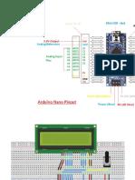 Voltmeter Dengan Arduino Nano