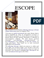 Telescope Final