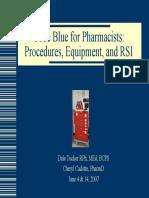 Code Blue Procedures, Equipment, & RSI