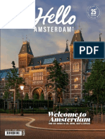 Hello Amsterdam - September-October 2018