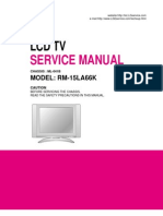 Tv Lg 15la6r Lcd Service_manual