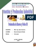 Producción de Huevos y Pollitos bb