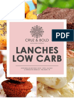 eBook Lanches Low Carb