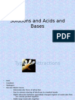 Solutions and Acids and Bases No Pics