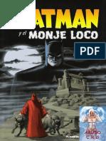 09. (2006) Batman y El Monje Loco