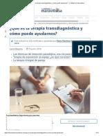 Terapia transdiagnóstica