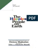 The Happiest People on Earth - Demos Shakarian John.epub