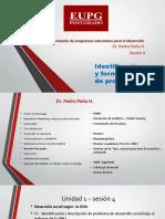 Sesion 4 Formulacion de Proyectos Desarrollo Social Sab 10