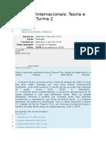 REL-2018-2 - Exercicio de Fixação - Modulo III