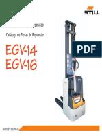 Still EGV-14 & EGV-16 - 2324951 - Catálogo de Peças Nova EGV 14-16 Rev05