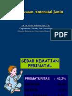 Pemeriksaan Antenatal